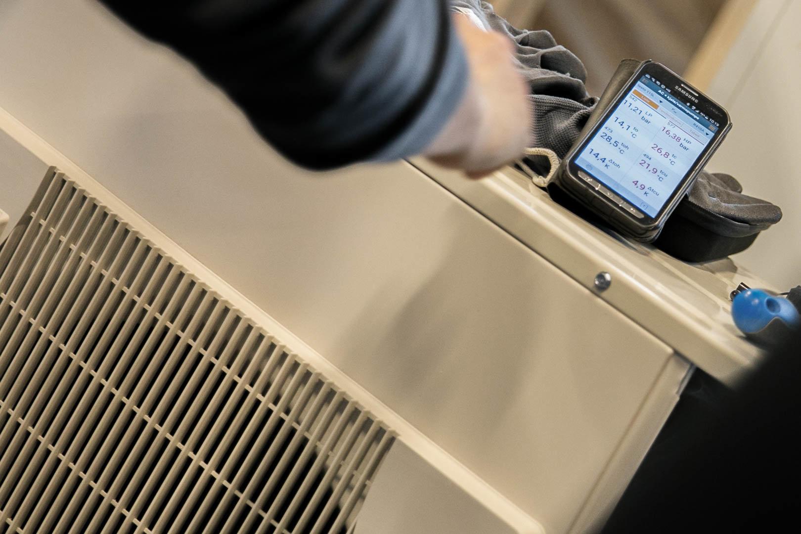 Slik leser du tester av varmepumper