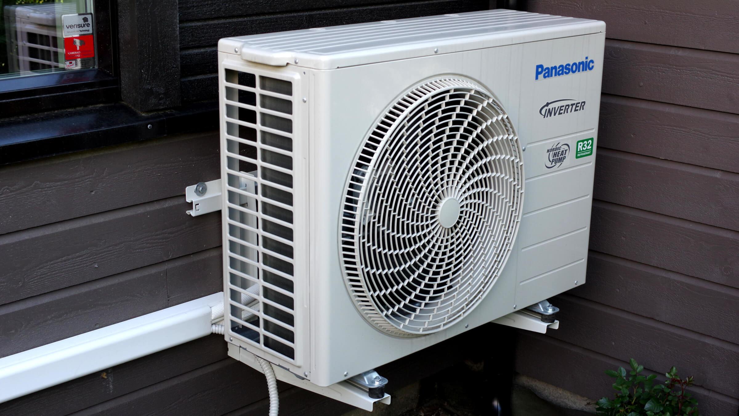 R32 i varmepumper